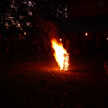 Ritualfeuer