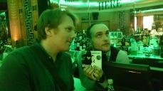Friends in green