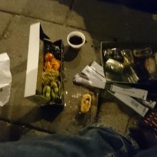 Sushi in Soho
